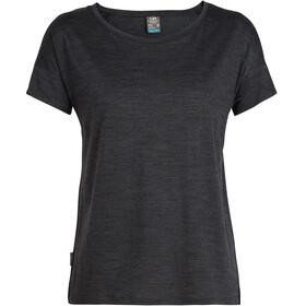 Icebreaker Via - T-shirt manches courtes Femme - gris